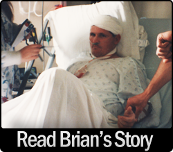 Read Brian's Story